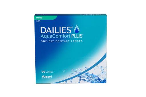 DAILIES® AquaComfort Plus Toric 90
