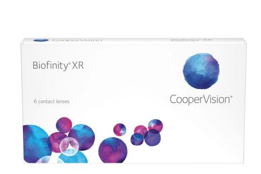 Biofinity® XR 6 Stück