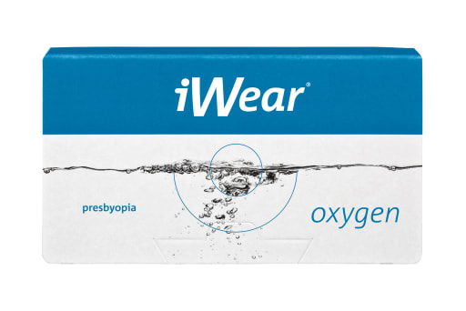 iWear® oxygen presbyopia N-Typ 1 Stück