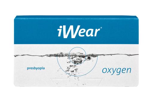 iWear® oxygen presbyopia D-Typ 1 Stück
