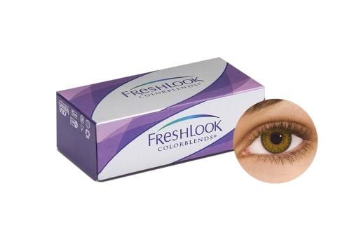 FreshLook® COLORBLENDS® - Pure Hazel 2