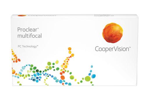 Proclear® multifocal N-Typ 3 Stück