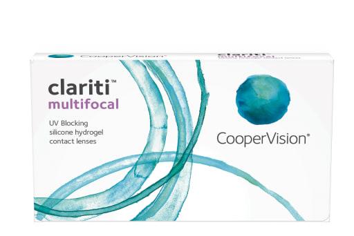 clariti® multifocal 6 Stück