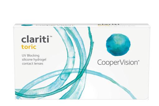 clariti® toric 6 Stück