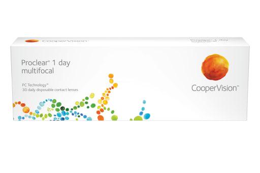 Proclear® 1 day multifocal 30 Stück