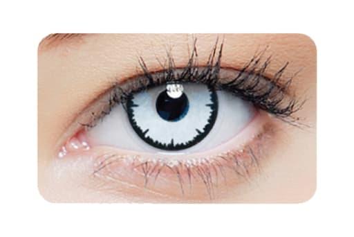 Farbige Kontaktlinsen 1-DAY Angelic