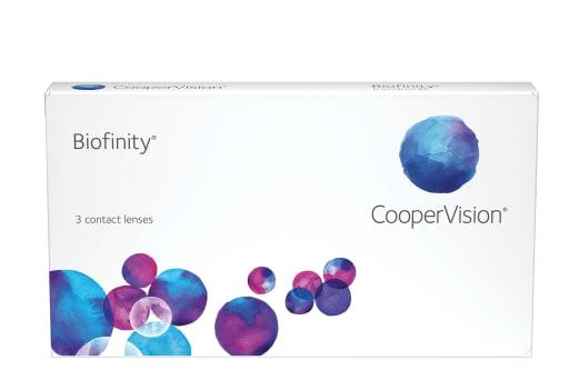 Biofinity® 3 Stück