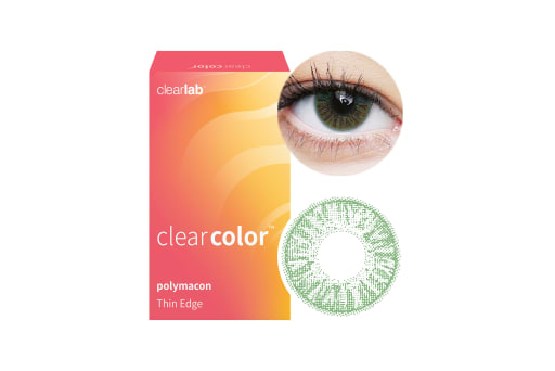Clearcolor™ Colors - Green 2 Stück