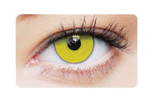 Farbige Kontaktlinsen 1-DAY Zombie