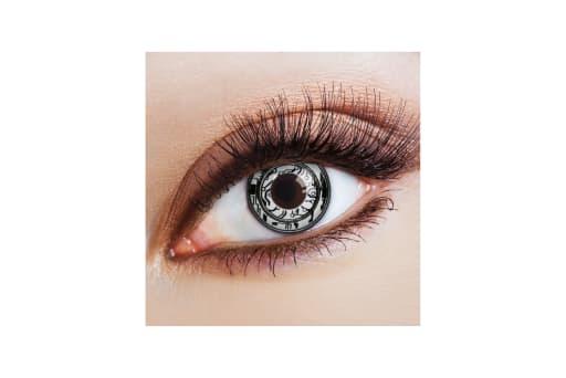 Farbige Kontaktlinsen Confusion 2 Stück