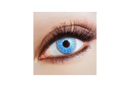 Farbige Kontaktlinsen Light Blue 2