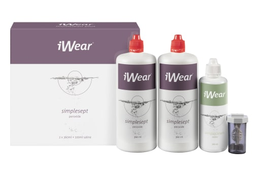 iWear® simplesept Vorteilspack 720 ml