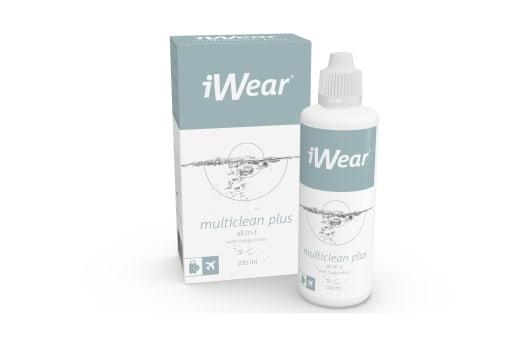 iWear multiclean plus 100ml 100 ml