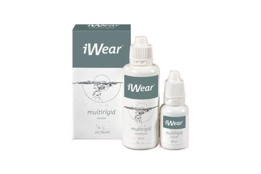 iWear multirigid Starter 20ml+60ml 80 ml