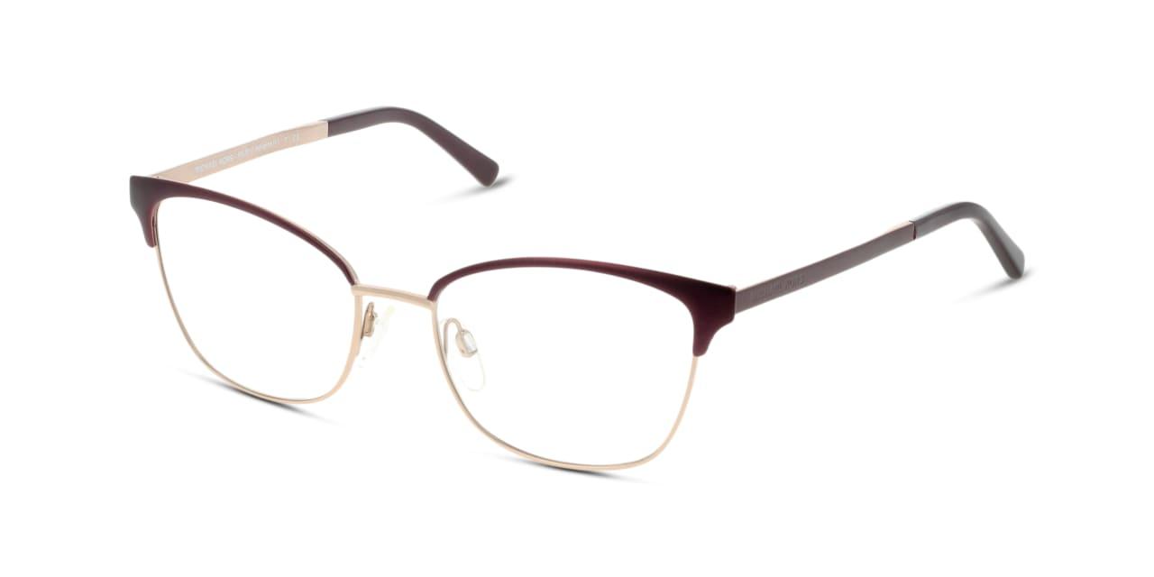 725125008396-angle-03-michael-kors-mk3012-Eyewear-matte-cordovan-rose-gold