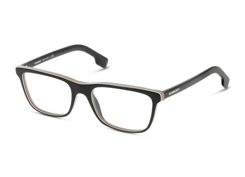8053672116373-angle-brillenfassung-burberry-0be2292-check-multilayer-black