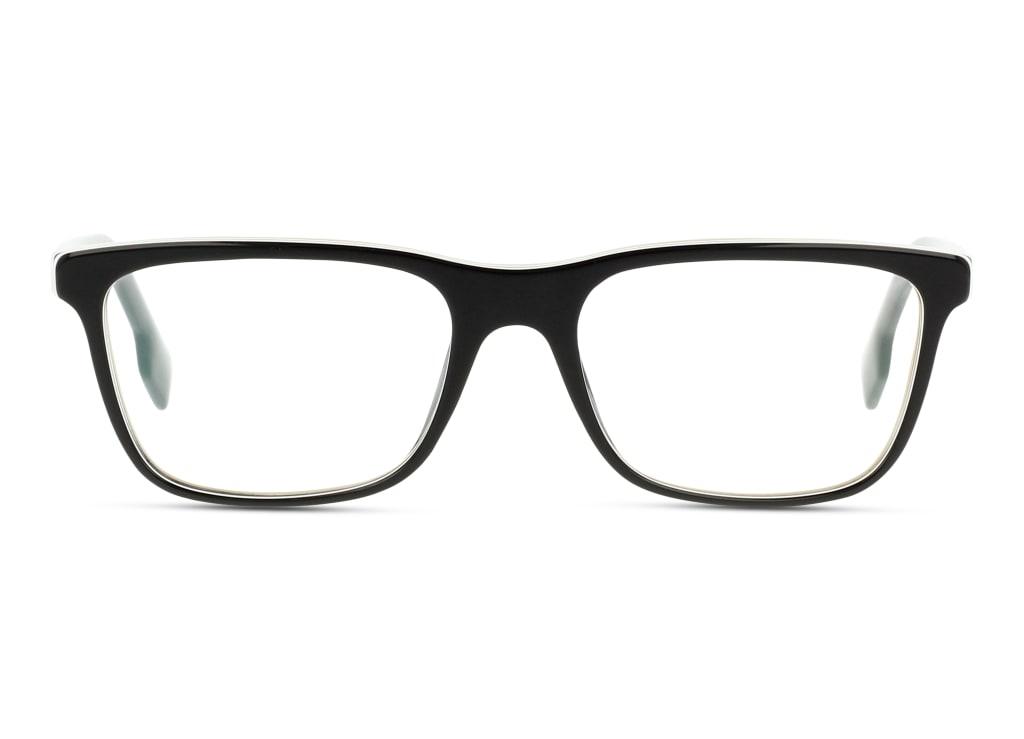 8053672116373-front-brillenfassung-burberry-0be2292-check-multilayer-black