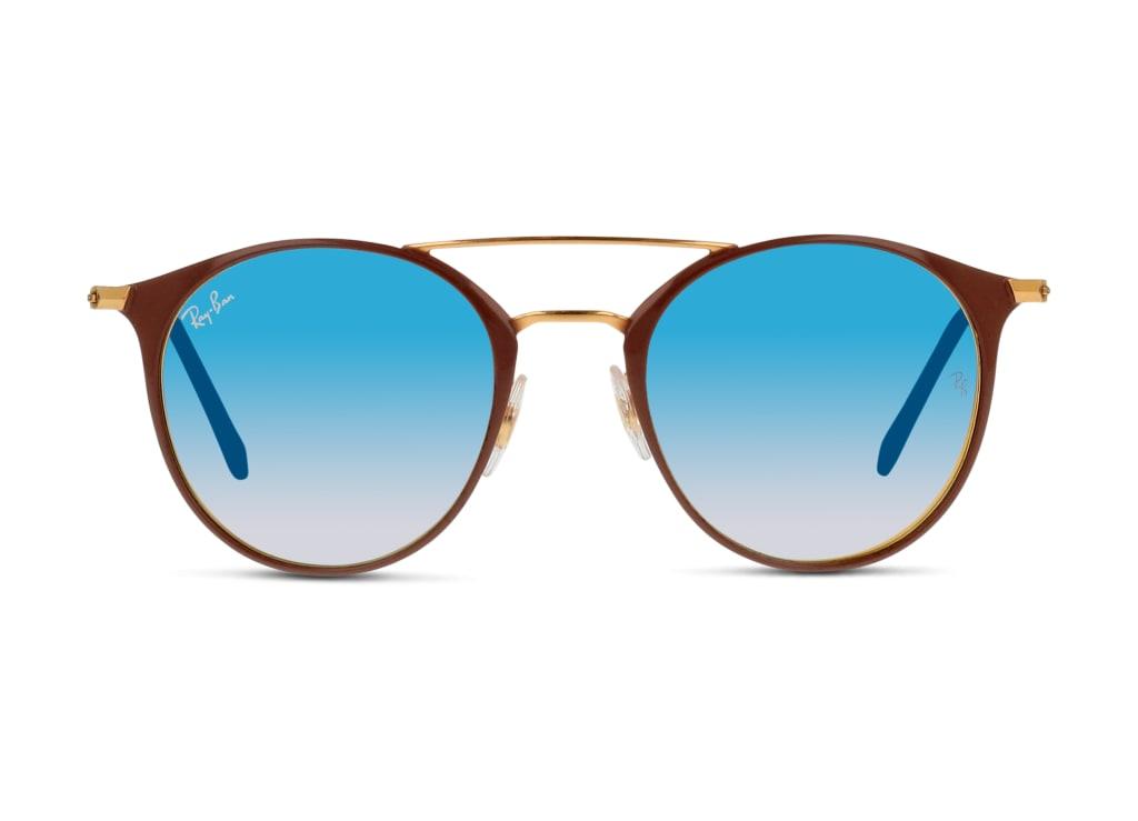 8053672672404-front-01-rayban-rb2448n-eyewear-tortoise