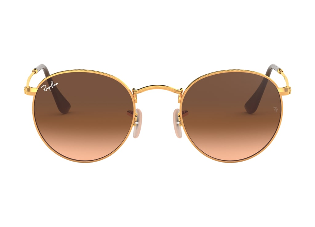 8053672684339-front-Ray-Ban-0RB3447-9001A5-Round