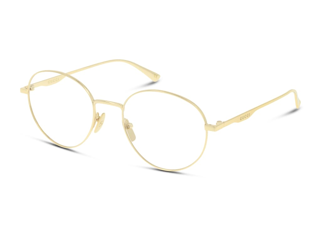 8056376261349-angle-brillenfassung-gucci-gg0337o-gold-gold-transparent