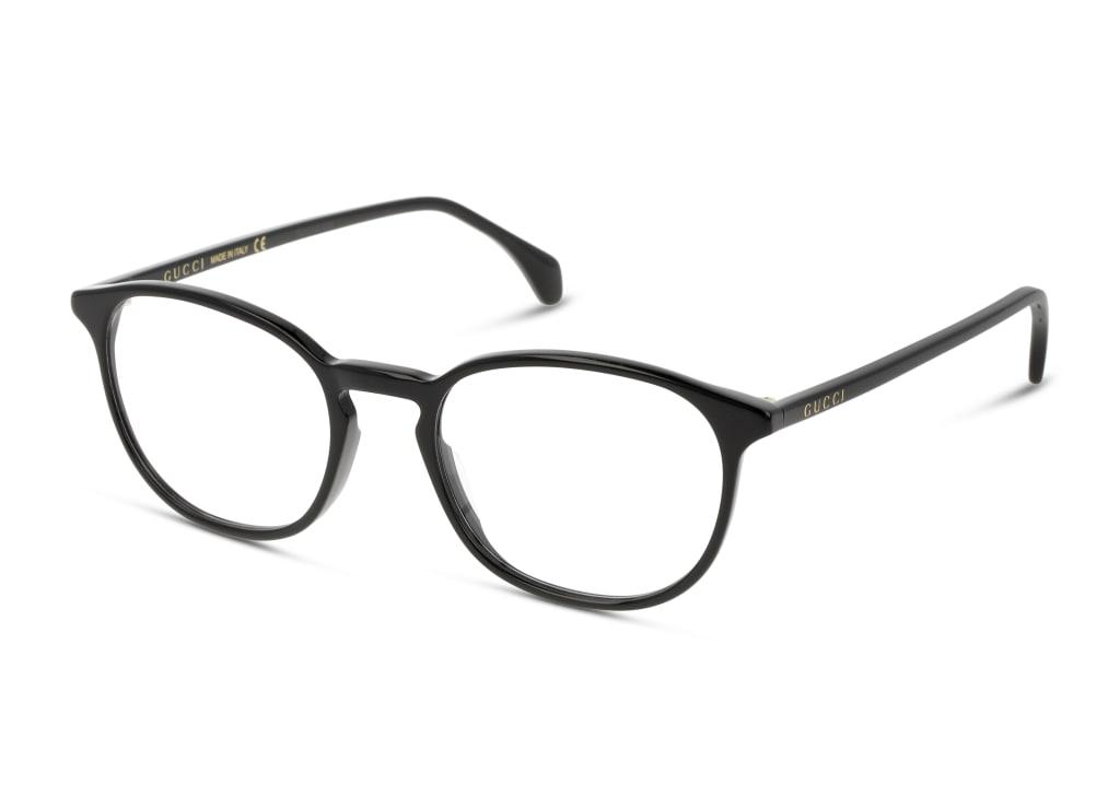 8056376286205-angle-brillenfassung-gucci-gg0551o-black-black-transparent