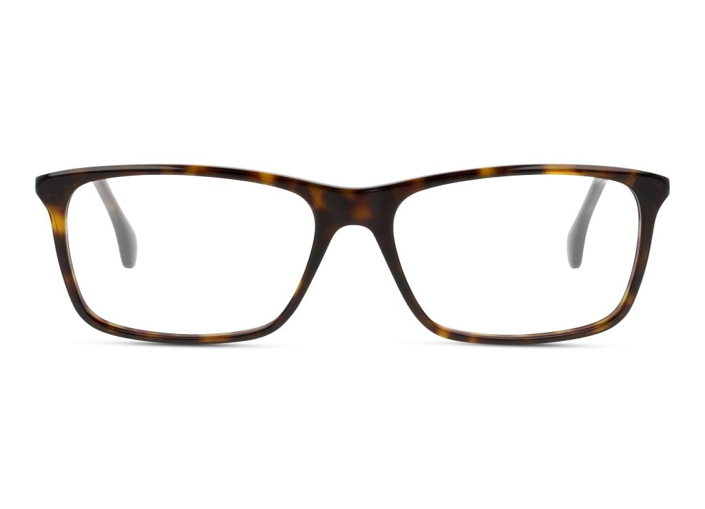 8056376286250-front-brillenfassung-gucci-gg0553o-havana-havana-transparent