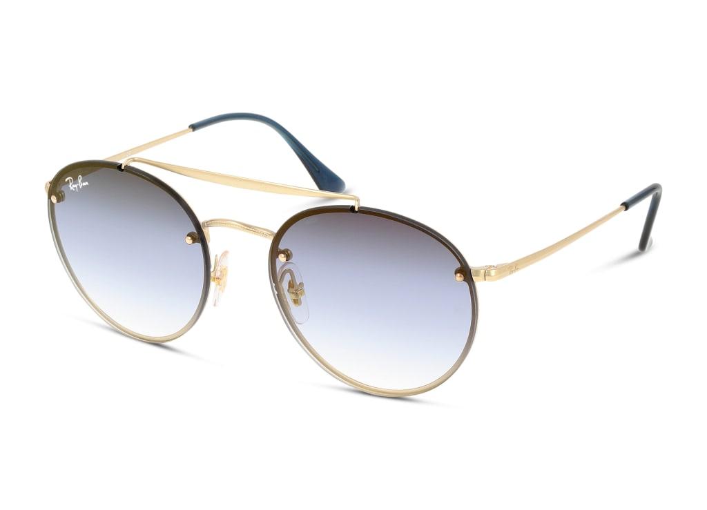 8056597017886-angle-03-ray-ban-0rb3614n-eyewear-demi-gloss-gold