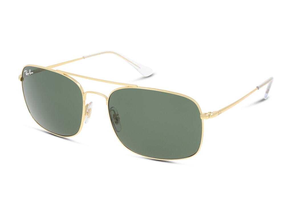 8056597071383-angle-03-ray-ban-0rb3611-eyewear-gold_1