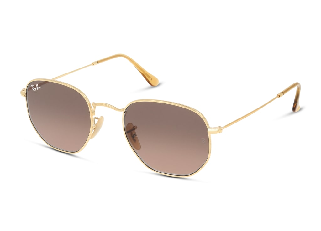 8056597077378-angle-03-ray-ban-0rb3548n-HEXAGONAL-gold_1