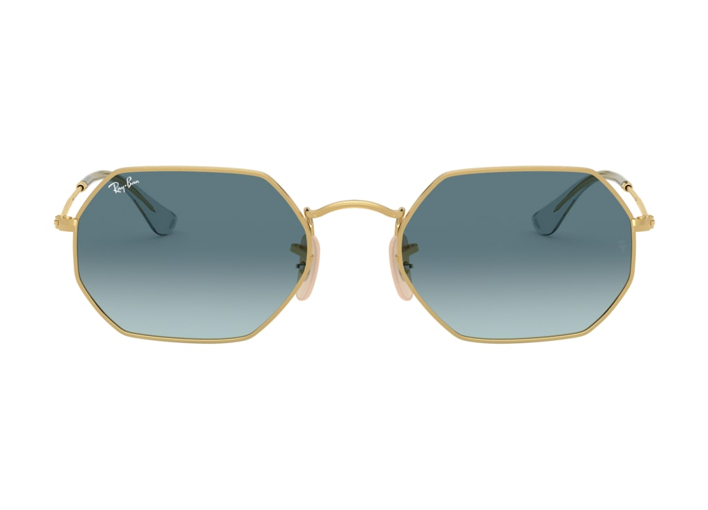 8056597077507-front-Ray-Ban-0RB3556N-91233M-Octagonal