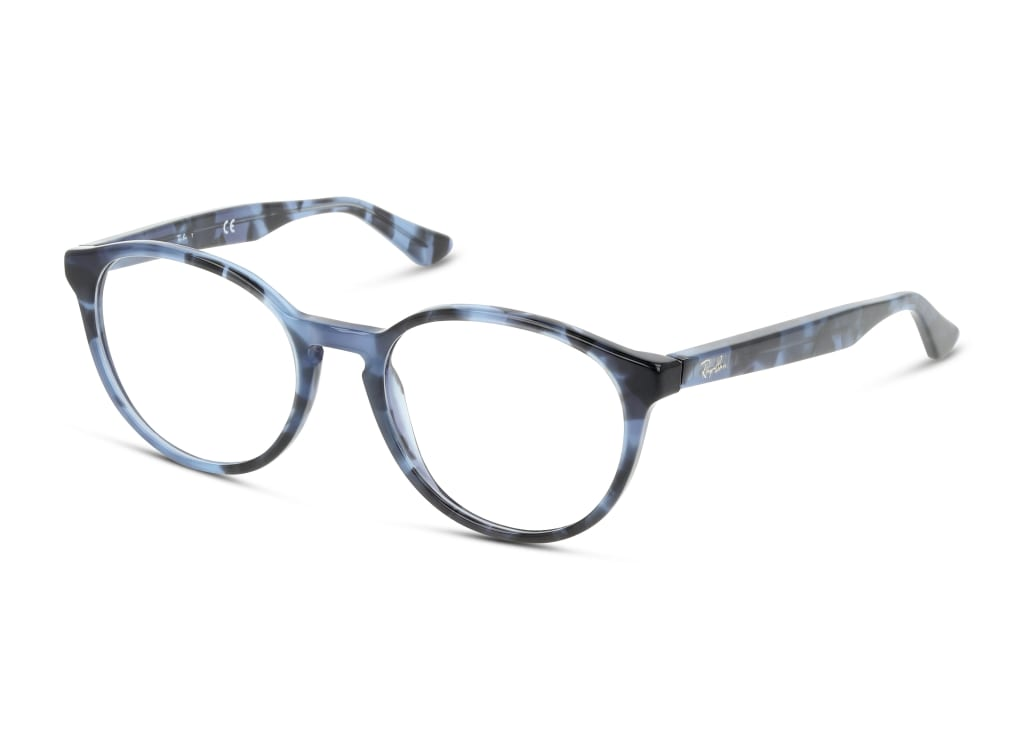 8056597123631-angle-brillenfassung-ray-ban-0rx5380-havana-opal-blue