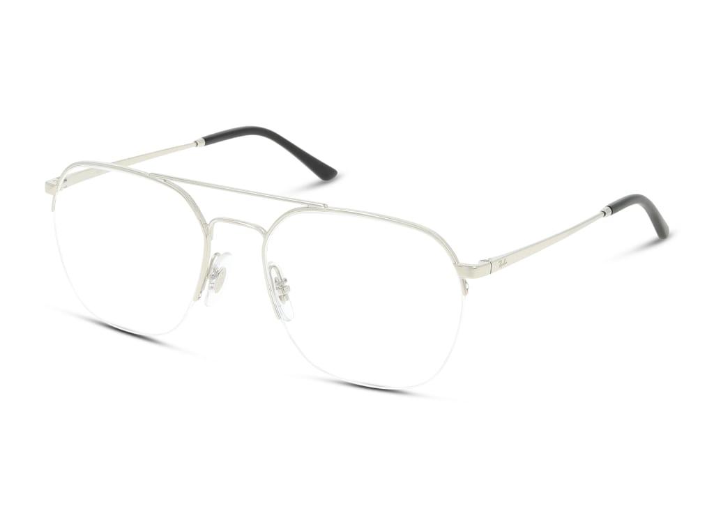 8056597124140-angle-brillenfassung-ray-ban-0rx6444-silver