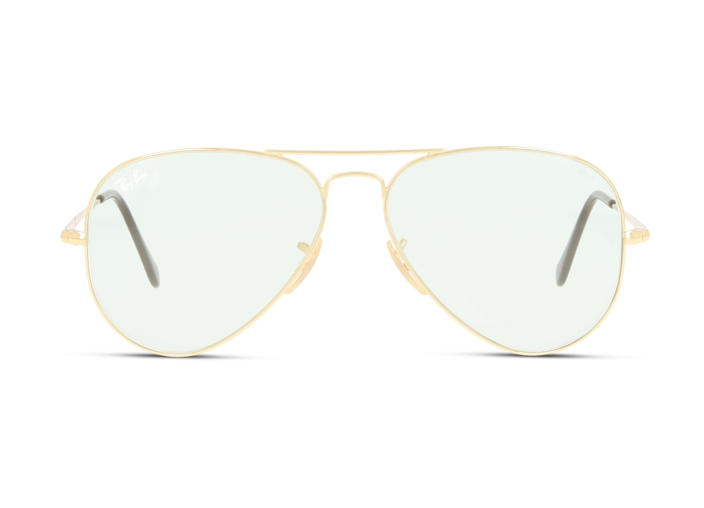 8056597139304-front-Ray-Ban-Sonnenbrille-0rb3689-aviator-metal-2-gold