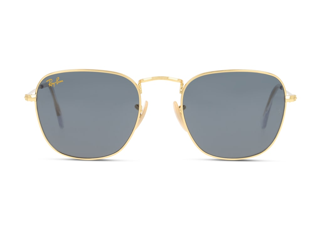 8056597178518-front-Ray-Ban-Sonnenbrille-0rb3857-Legend-gold