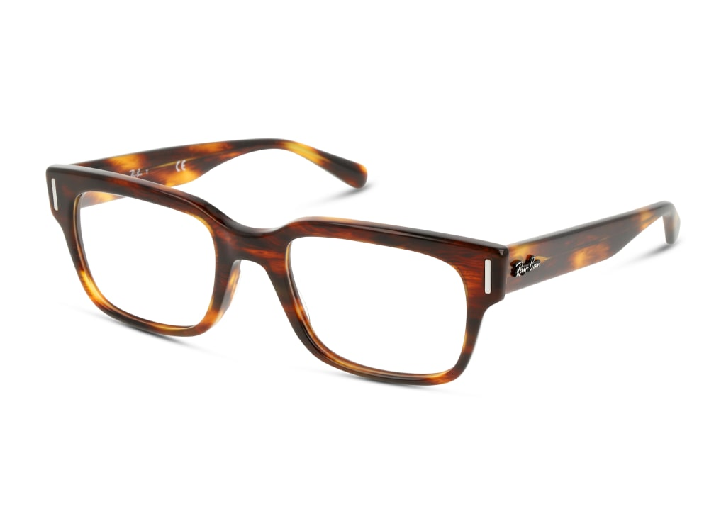 8056597182447-angle-brillenfassung-ray-ban-0rx5388-stripped-red-havana
