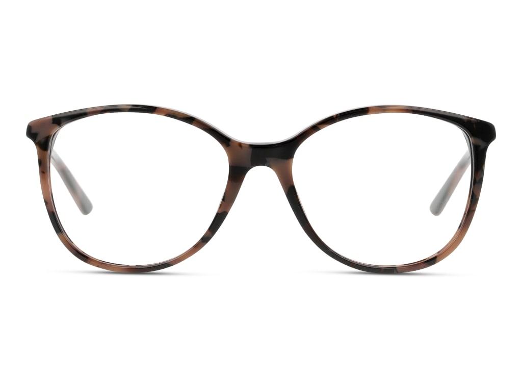 8056597204071-front-brillenfassung-burberry-0be2128-spotted-brown-havana
