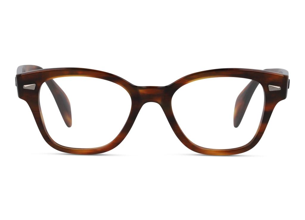 8056597245548-front-brillenfassung-ray-ban-0rx0880-striped-havana