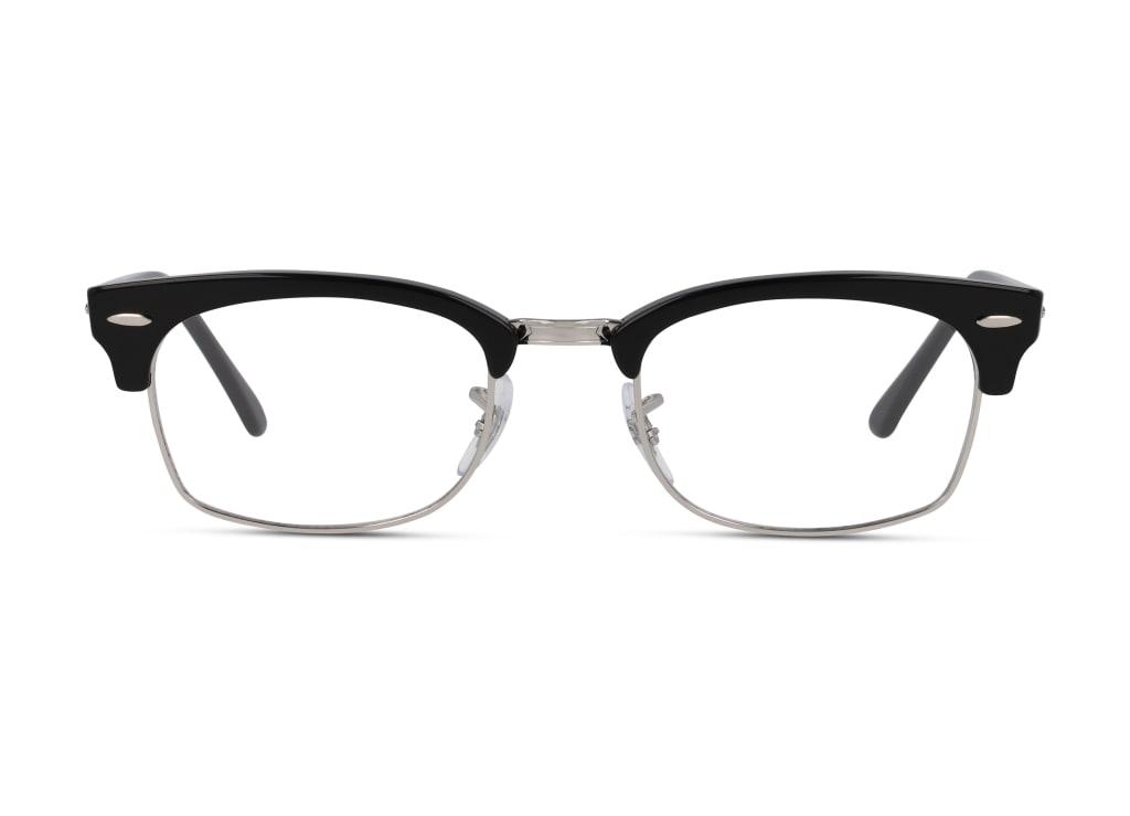 8056597245715-front-ray-ban-brillenfassung-0rx3916v-eyewear-shiny-black