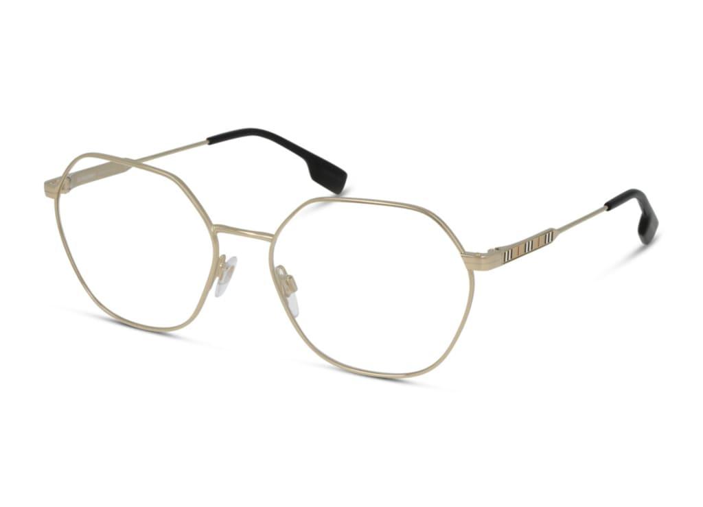 8056597338479-angle-brillenfassung-burberry-0be1350-light-gold