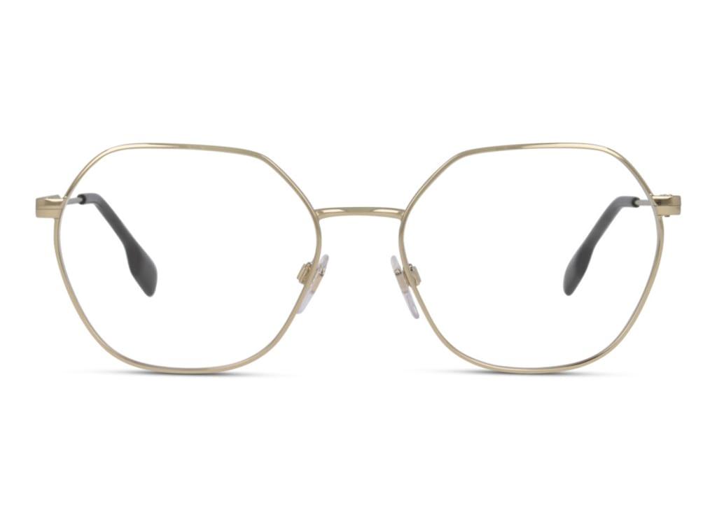 8056597338479-front-brillenfassung-burberry-0be1350-light-gold