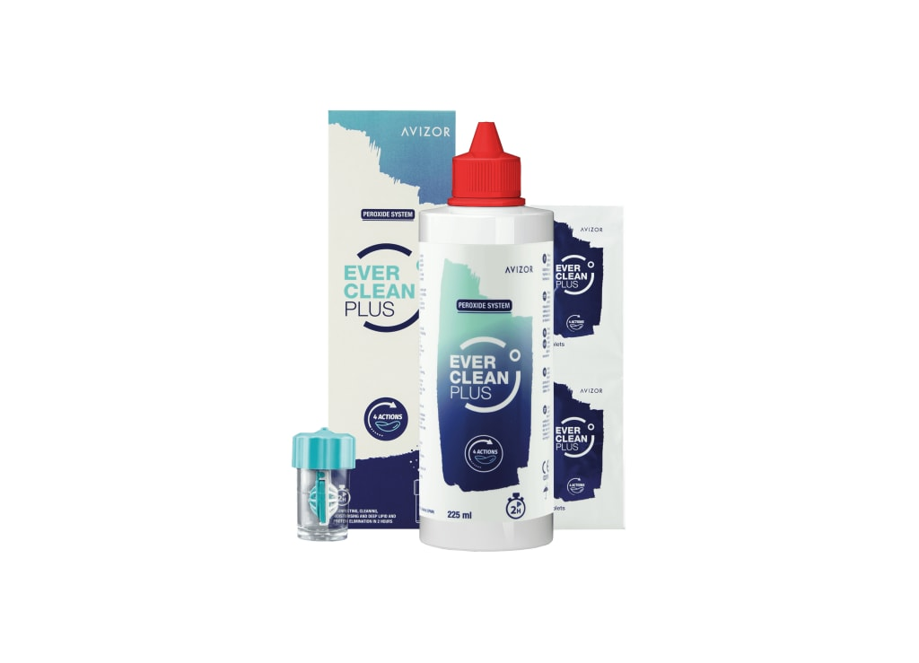 8431306076284-front-kontaktlinsenpflegemittel-ever-clean-plus-225-ml
