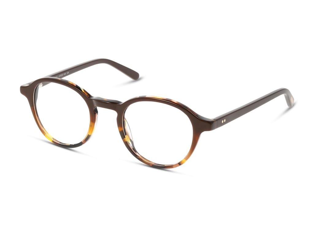 8719154584657-angle-03-in-style-iskm05-eyewear-havana-brown
