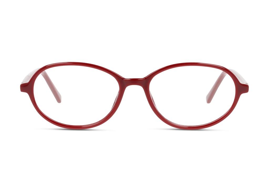 8719154674013-front-brillenfassung-seen-snof0007-burgundy-burgundy