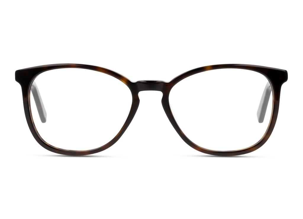 8719154681561-front-brillenfassung-dbyd-dbof5035-havana-havana