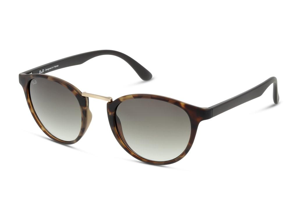 8719154729119-angle-03-dbyd-dbsf0015-eyewear-brown-brown