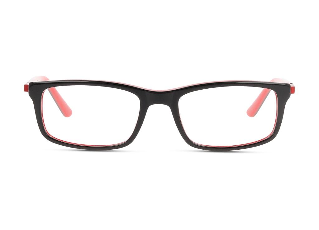 8719154739248-front-brillenfassung-unofficial-unot0006-speed-black-red