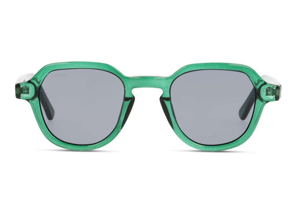 8719154812835-front-sonnenbrille-unofficial-unsm0096-green-green