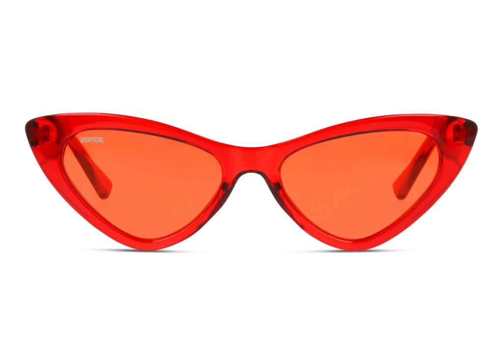8719154814471-front-sonnenbrille-unofficial-unsf0140-red