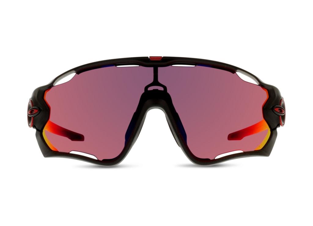 888392243645-front-01-oakley-9290-eyewear-black