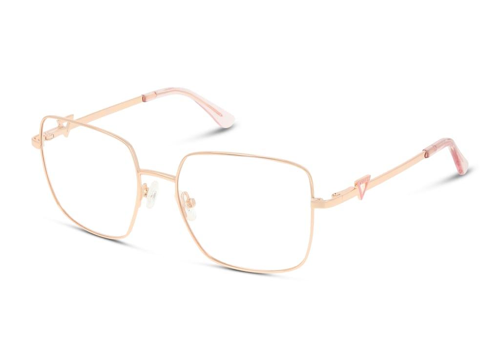889214064523-angle-brillenfassung-guess-gu2728-shiny-rose-gold